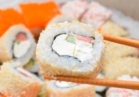Доставка суши смайл