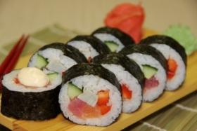 Доставка суши сейчас