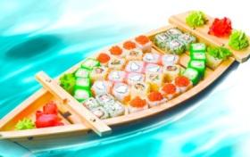 Заказать пиццу и суши в спб