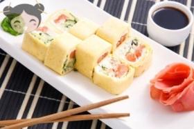 Доставка рыба суши