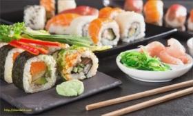 Япончик суши омск доставка меню