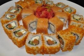 Доставка суши пушкино