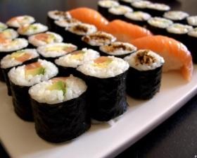 Доставка суши москва быстро дешево круглосуточно