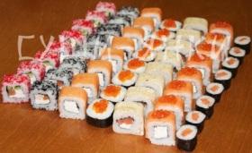 Где заказать суши в стерлитамаке отзывы
