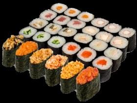 Суши заказать бесплатная доставка москва сет