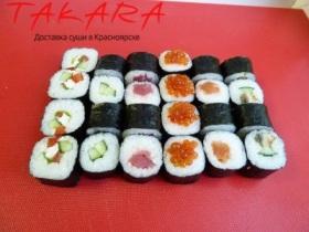 Доставка суши суммы