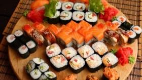 Где заказать суши по акции в тюмени