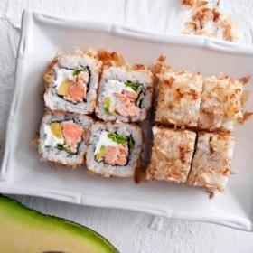 Заказать суши и пиво