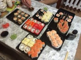 Фудзи суши омск доставка меню официальный