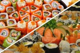 Суши сет москва доставка на дом бесплатно