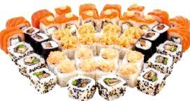 Суши тайм ставрополь доставка меню