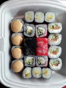 Суши весла уральск доставка меню