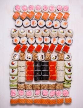 Панда бар барнаул доставка суши каталог